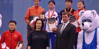 The winners and medalists of the third day - KraySport.Ru